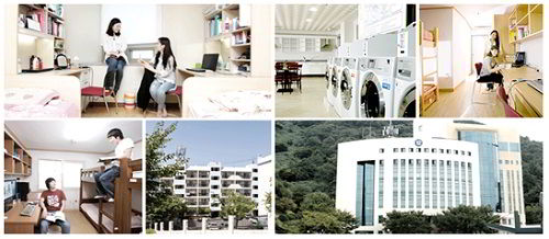 Ký túc xá trường Đại học Dongseo