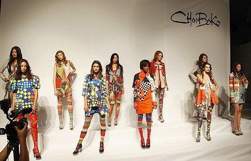 Nền thời trang hiện đại của Hàn Quốc