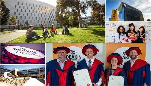 Sinh viên Đại học Deakin được hưởng nhiều cơ sở và dịch vụ tiện ích