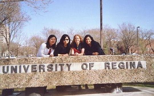 Cơ hội nhận học bổng du học Canada của sinh viên trường Đại học Regina