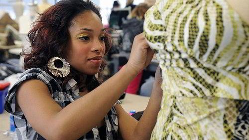 Sinh viên quốc tế tới du học Hàn Quốc ngành thiết kế thời trang ngày một đông