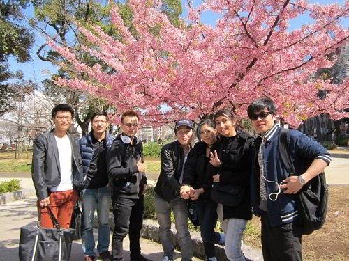 Sinh viên quốc tế du học Nhật Bản tại Học viện Aoyama