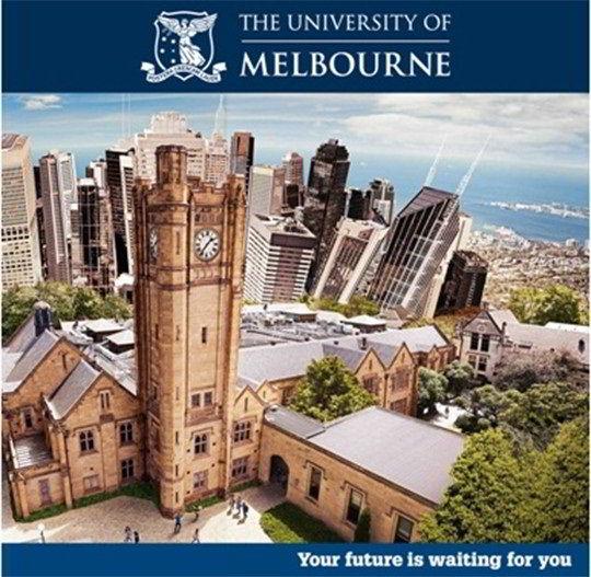 Trường Đại học Melbourne - The University of Melbourne