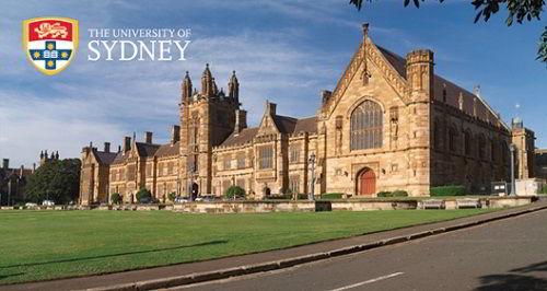 Lựa chọn du học Úc tại trường Đại học Sydney - The University of Sydney