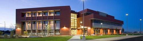 Khuôn viên trường Cao đẳng Cộng đồng Spokane
