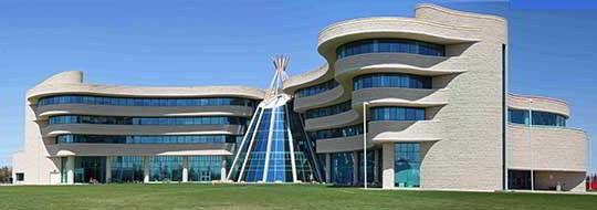 Đại học Regina, Canada