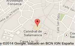 Vị trí Đại học Cordoba