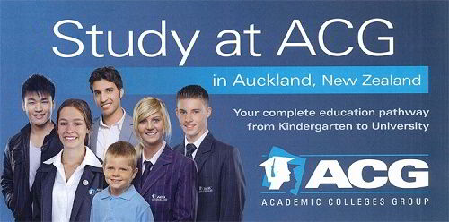 Tập đoàn giáo dục Academic Colleges Group New Zealand