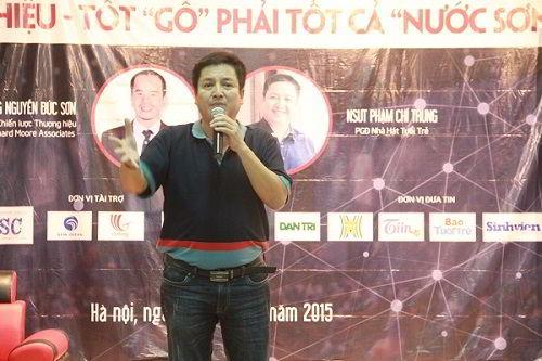 NSUT Phạm Chí Trung và câu chuyện thương hiệu của người nổi tiếng