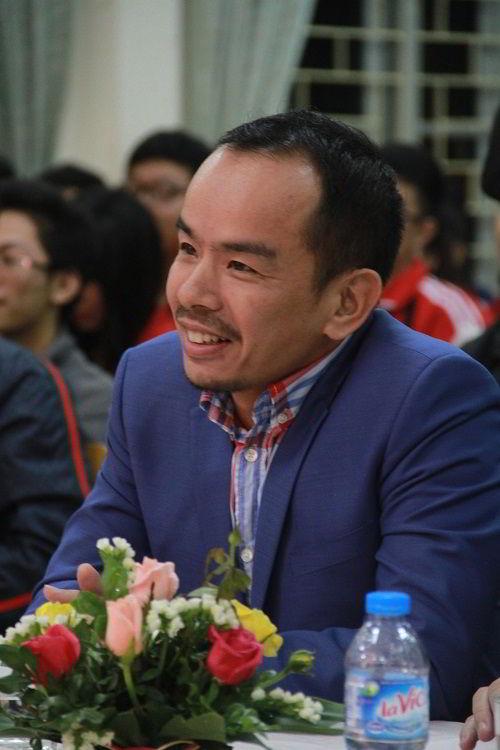 Ông Nguyễn Đức Sơn – Giám đốc Chiến lược Thương hiệu Richard Moore Associates.