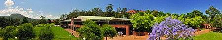 Một góc khuôn viên trường Illawarra Grammar