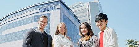Trường Solbridge cung cấp chương trình học Cử nhân Quản trị Kinh Doanh (Bachelor of Business Administration – BBA) và Thạc sĩ Quản trị Kinh Doanh (Master of Business Administration – MBA).