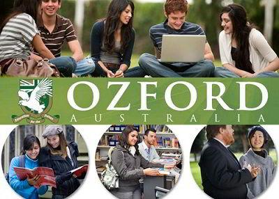 Chương trình học bổng phổ thông của trường Ozford