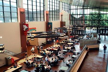 Thư viện trường Central Washington