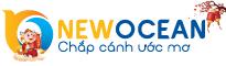 Logo Công ty tư vấn du học New Ocean