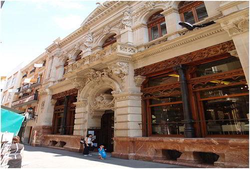 Tòa thị chính thành phố Murcia