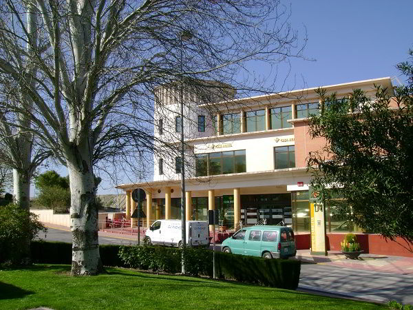 Trường University of Jaens (UJA) – Tây Ban Nha