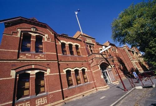 University-of-Ballarat toạ lac ở thành phố Ballarat