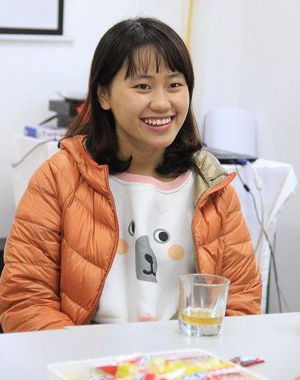 Cảm nhận của Thùy Linh về học bổng New Ocean