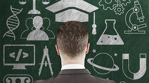 Lựa chọn cho mình những định hướng cụ thể về: ngành học, quốc gia và trường học