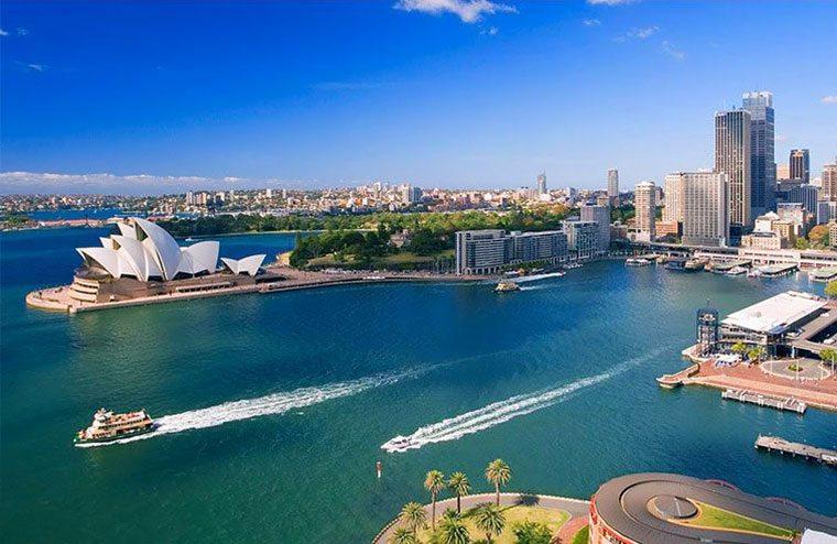 Úc (Australia)
