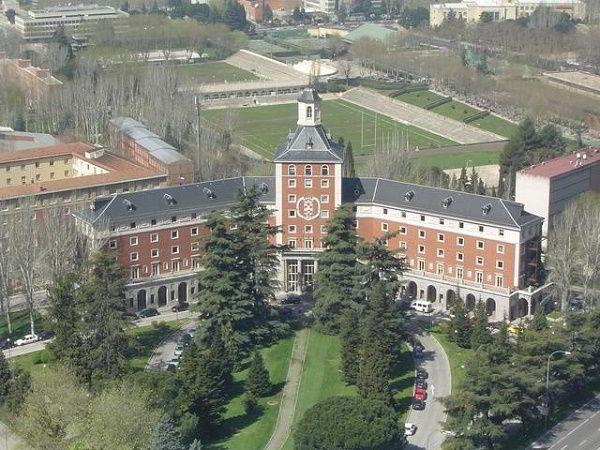 Đại học Complutense de Madrid Tây Ban Nha