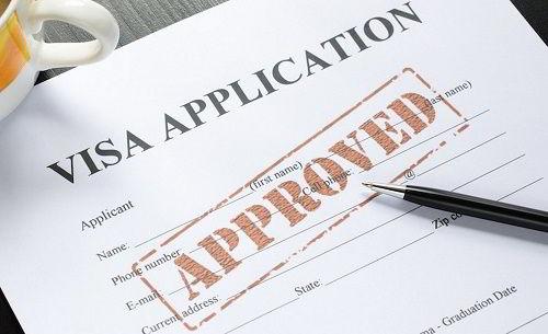 Xin Visa Du học