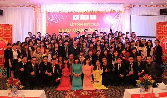 New Ocean - Tổ chức tư vấn giáo dục hàng đầu tại Hà Nội.