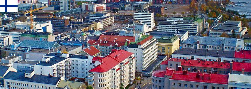 Tư vấn du học Phần Lan New Ocean