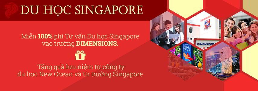 DU HỌC SINGAPORE MIỄN PHÍ VÉ MÁY BAY