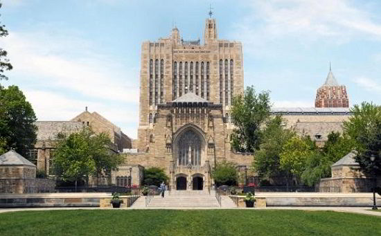Đại học Yale bang Connecticut
