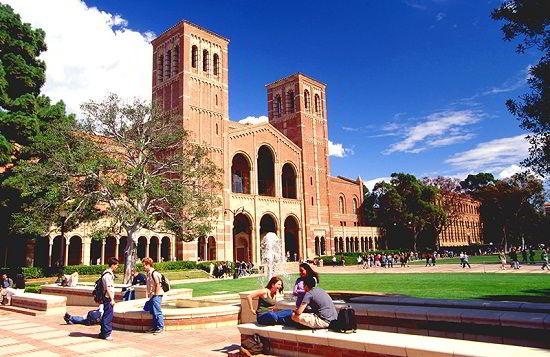 Trường Đại học California ở Mỹ