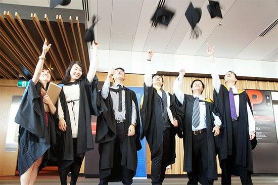 Bạn có thể học thạc sĩ tại Úc nếu bằng cử nhân của bạn được chấp thuận