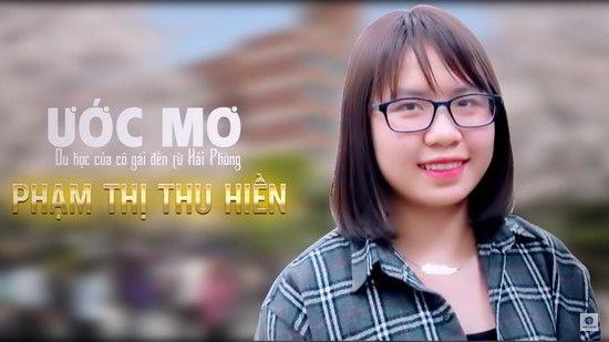 Chúc mừng Phạm Thị Thu Hiền nhận visa du học Hàn Quốc