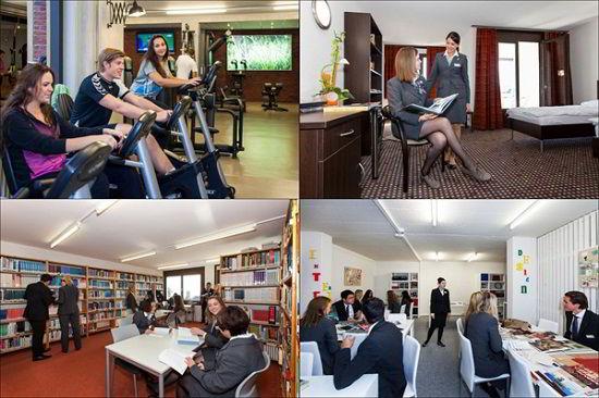 Điều kiện sống của sinh viên học ngành Quản trị khách sạn, du lịch tại Thụy Sĩ