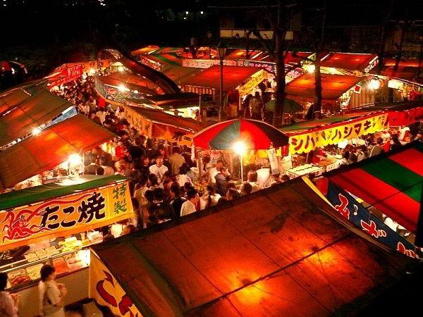 Mùa hè – Mùa của lễ hội tại Nhật Bản.