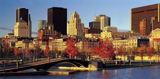 Thành phố Montreal