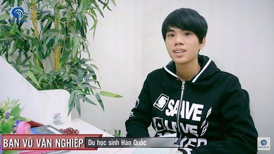 Visa du học Hàn Quốc của chàng trai trẻ đến từ Hải Dương
