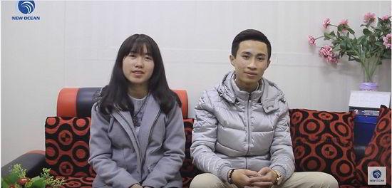 Chúc mừng Nguyễn Thị Thanh và Lê Văn Hùng nhận visa du học Hàn Quốc