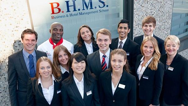Du học Thụy Sĩ trường BHMS