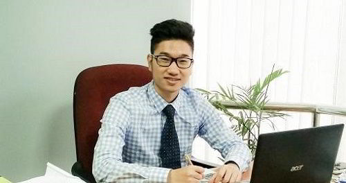 Eric Hà Nhà sáng lập – Giám đốc điều hành – CEO Student Life Care.