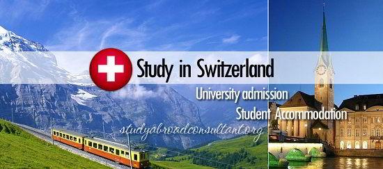 Chi phí du học Thụy Sĩ - Đắt lại hóa rẻ