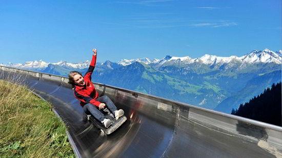 Mùa hè tại Thụy Sĩ với những hoạt động sôi nổi
