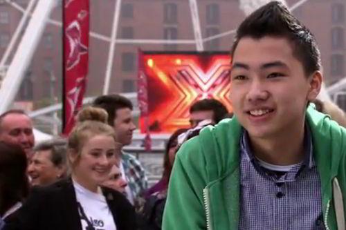 Nguyễn Tiến Việt - Quán quân Birmingham City's Got Talent 2011