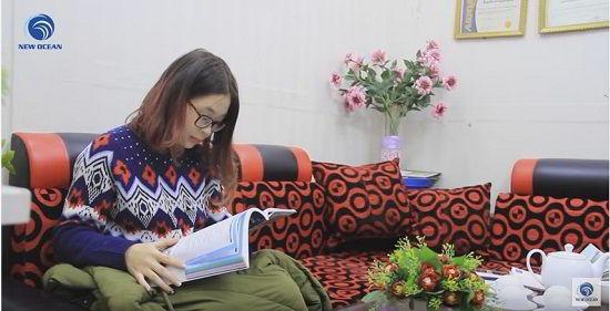 Chúc mừng Lê Thị Hương Trà – Cô gái trẻ Hà Nội nhận visa du học Hàn Quốc