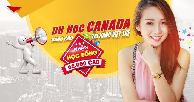 Học bổng phát triển thanh thiếu niên Canada - Việt Nam