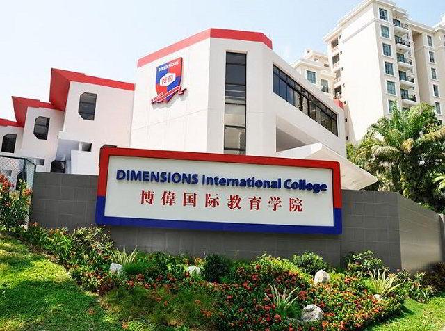 Trường Cao Đẳng Dimensions
