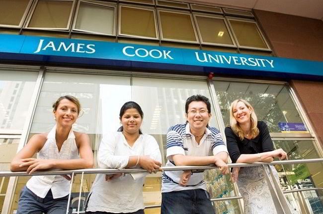 Cơ hội nhận học bổng lên tới 13,000 AUD từ JCU – Brisbane
