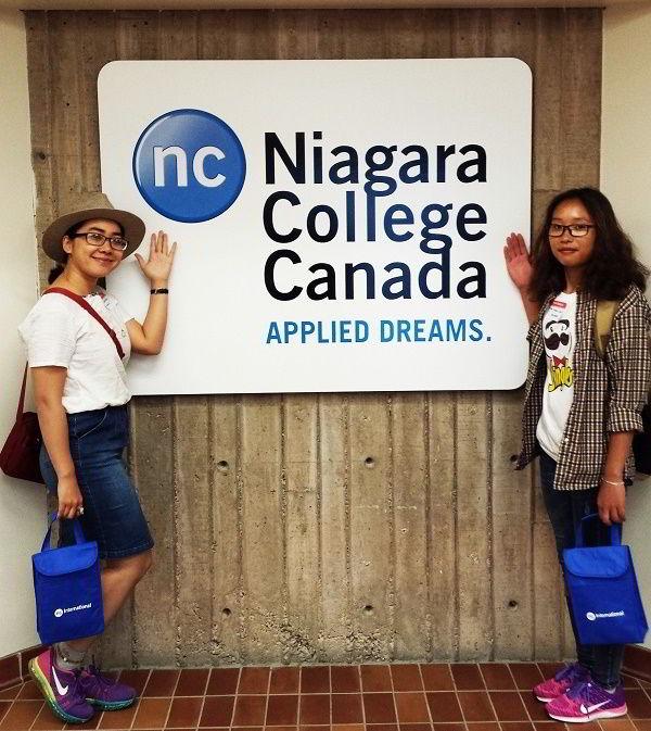 Du học Canada trường Niagara College