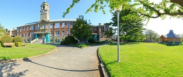 Khuôn viên trường Cao đẳng Camosun